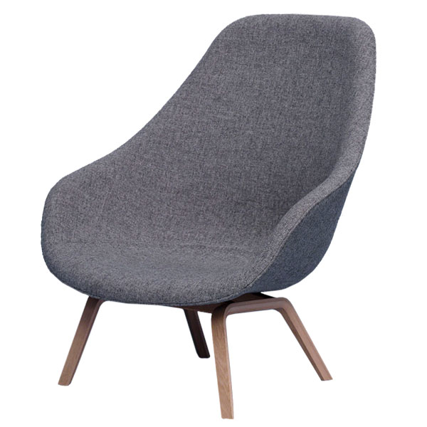 hay poltrona about a lounge chair aal93 alta finnish. Black Bedroom Furniture Sets. Home Design Ideas