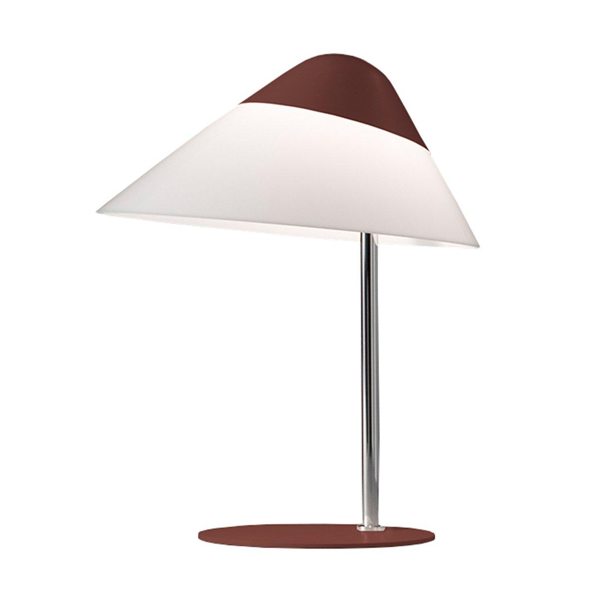 Pandul Opala Mini Table Lamp, Bordeaux