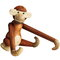 Kay Bojesen Wooden monkey, large, teak
