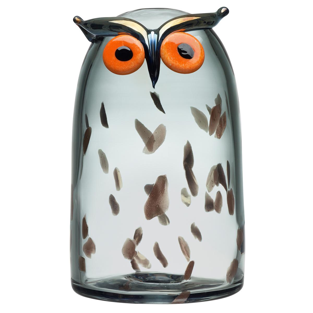 Iittala Birds By Toikka Long Eared Owl Finnish Design Shop