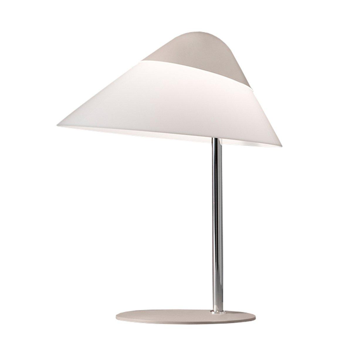 Pandul Opala Mini Table Lamp, Light Grey