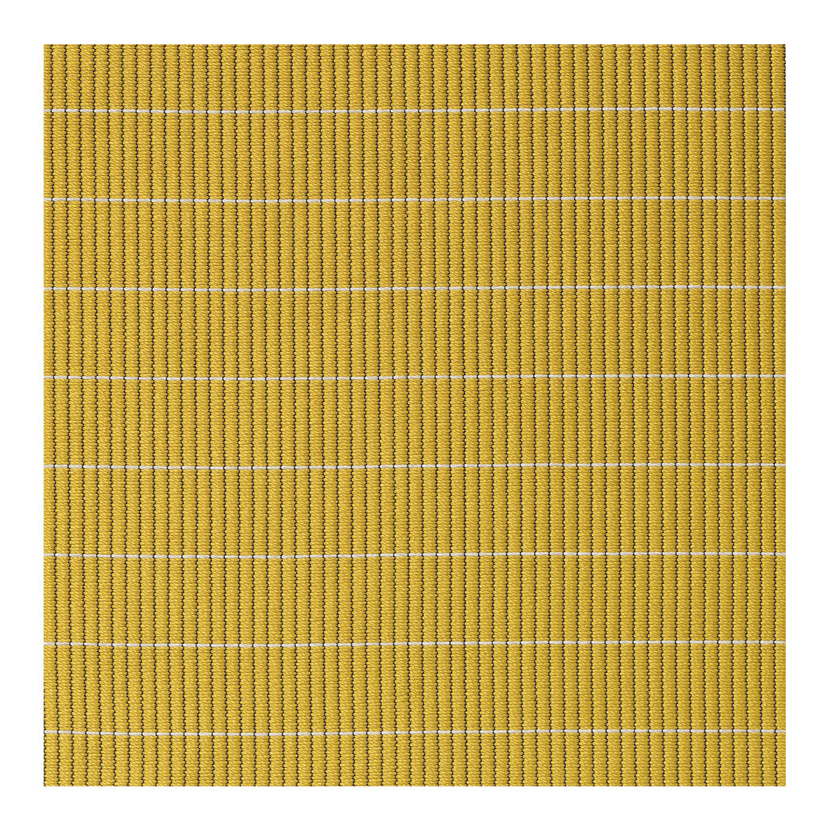 Woodnotes Line In/Out Rug, Yellow - Light Sand