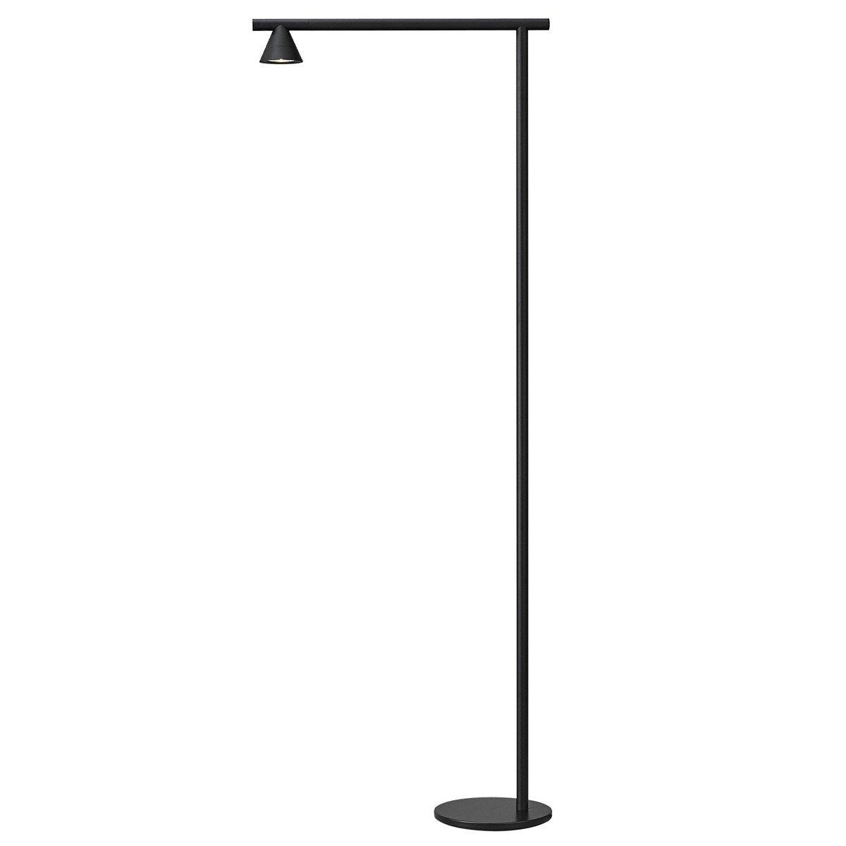 Ago Probe Floor Lamp, Black