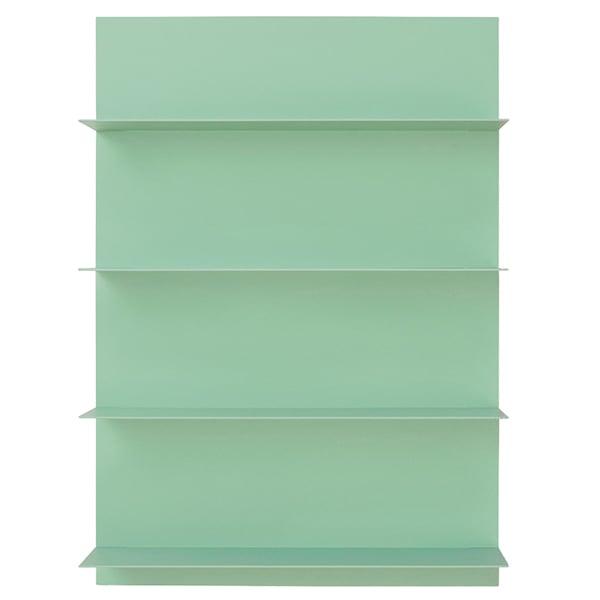 Paper Shelf Wandregal Weiß A2 Design Letters