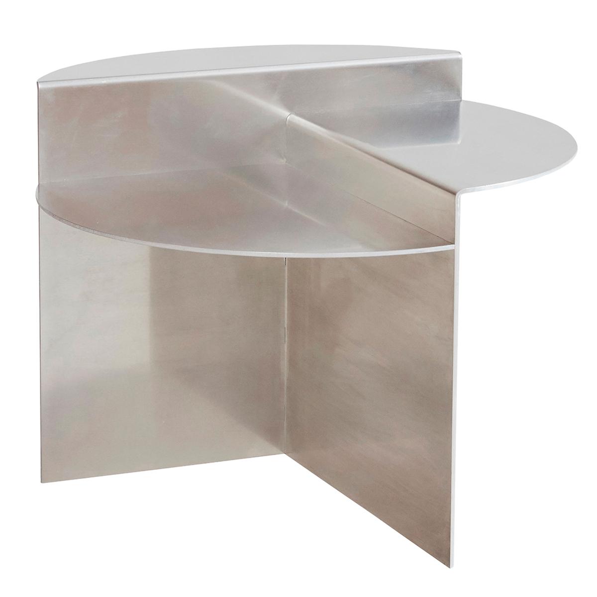 Frama Rivet Side Table, Aluminium