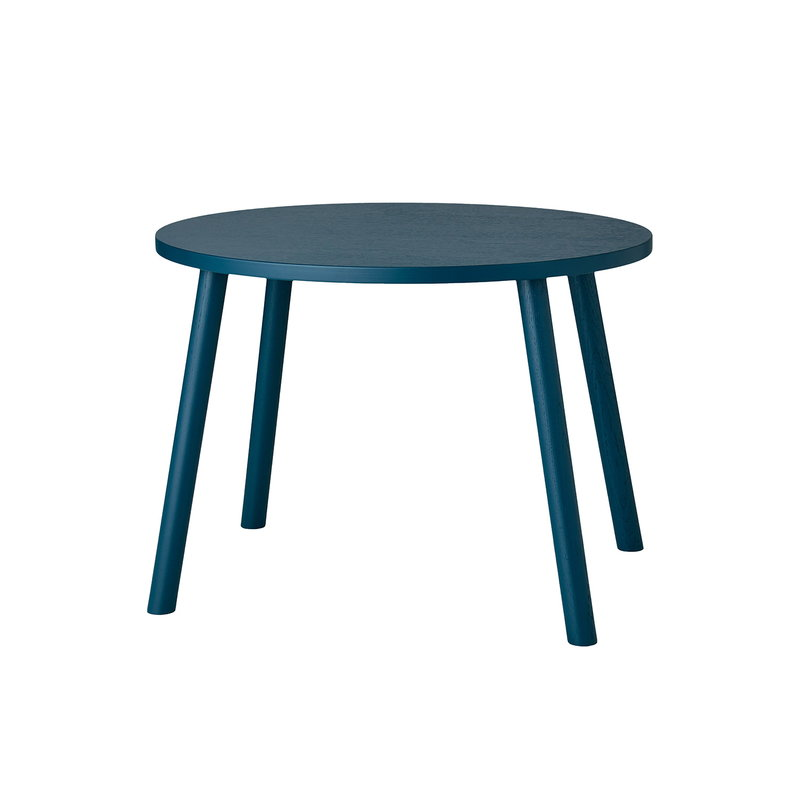 Nofred Mouse table, low, petroleum