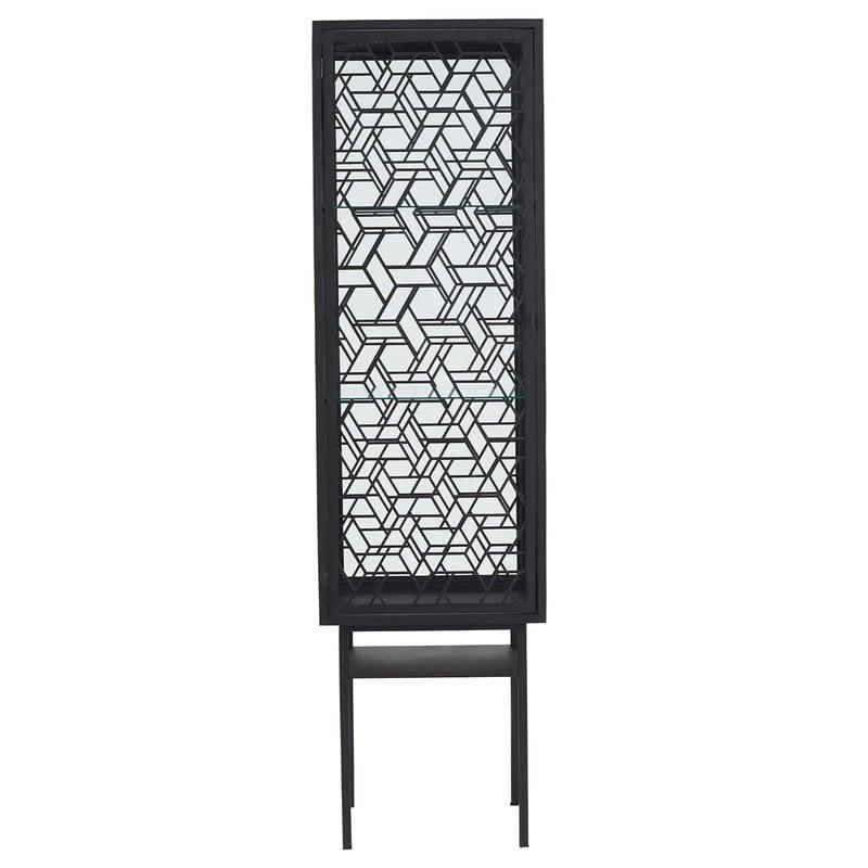 Warm Nordic Enigma display cabinet