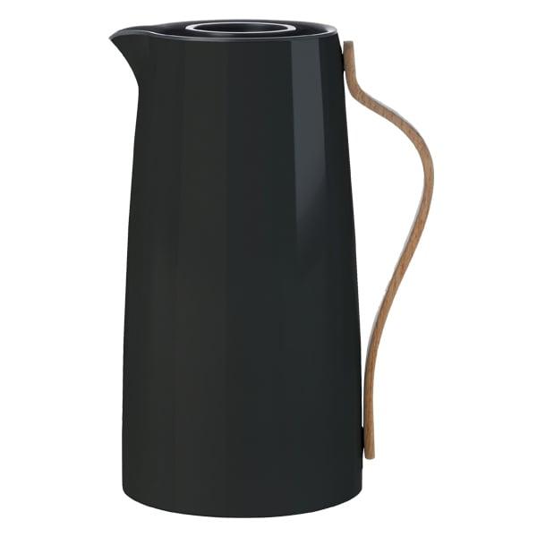 Stelton Emma vacuum jug, black