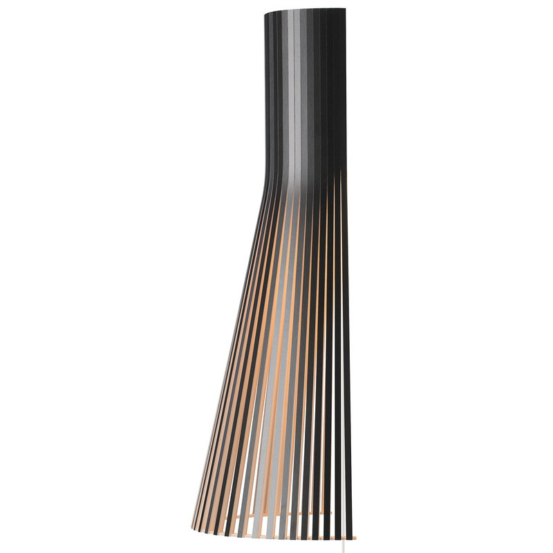 Secto Design Secto 4230 wall lamp 60 cm, black