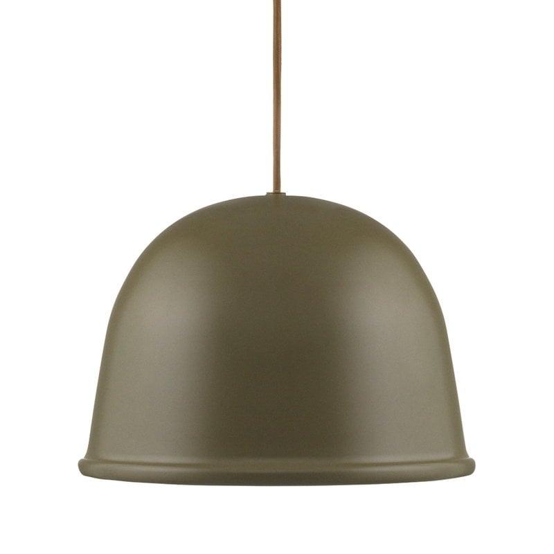 Normann Copenhagen Local Lamp riippuvalaisin, vihreä