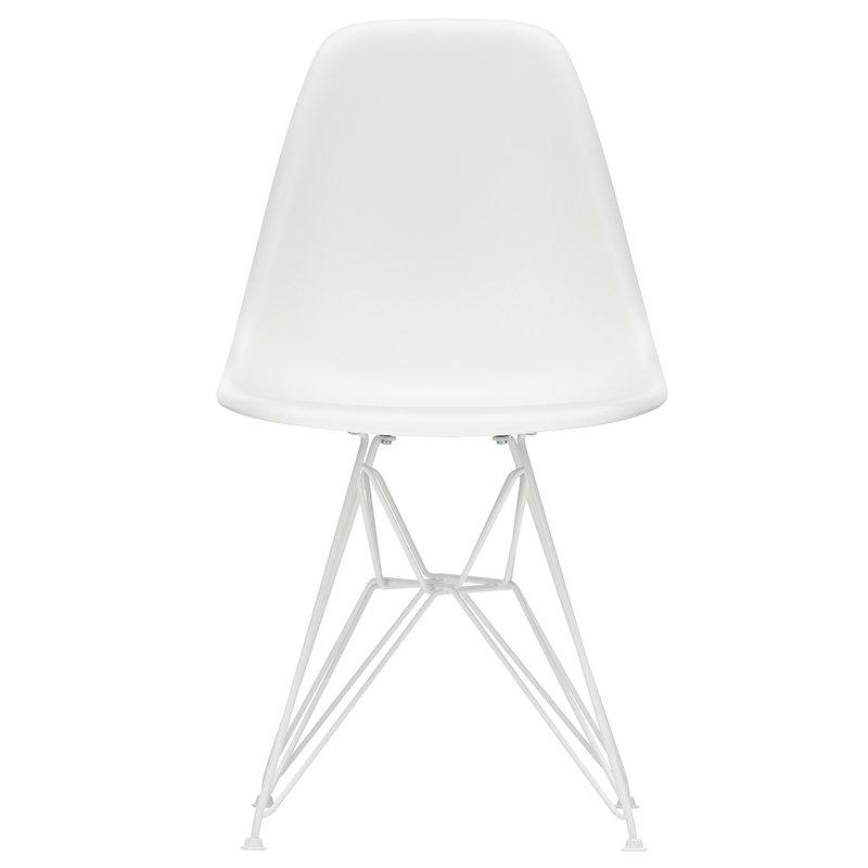 Vitra Eames DSR tuoli, valkoinen - valkoinen