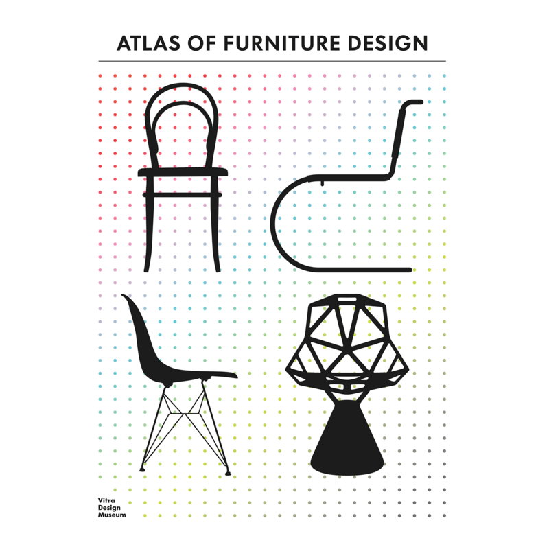 Vitra Design Museum Atlas of Furniture Design