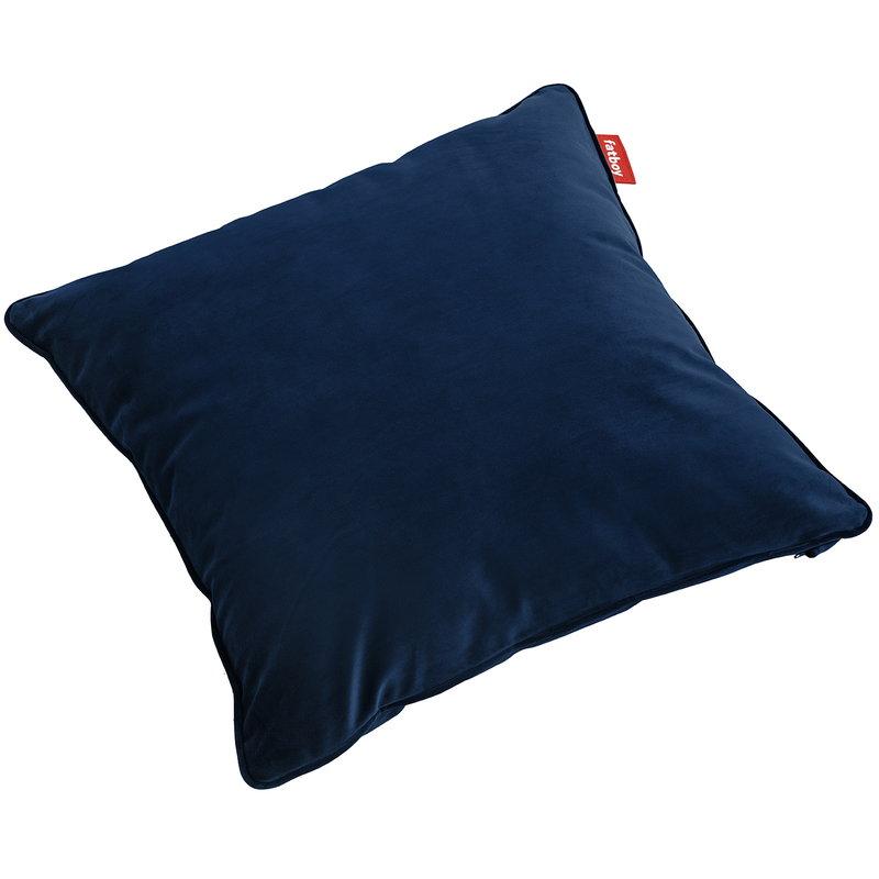 Fatboy Cuscino Square Velvet, blu scuro