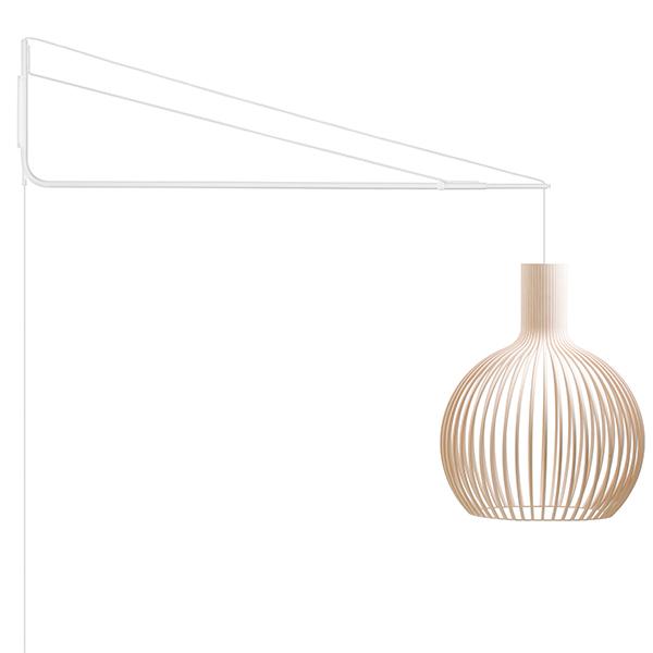 Secto Design Varsi 1000, valkoinen