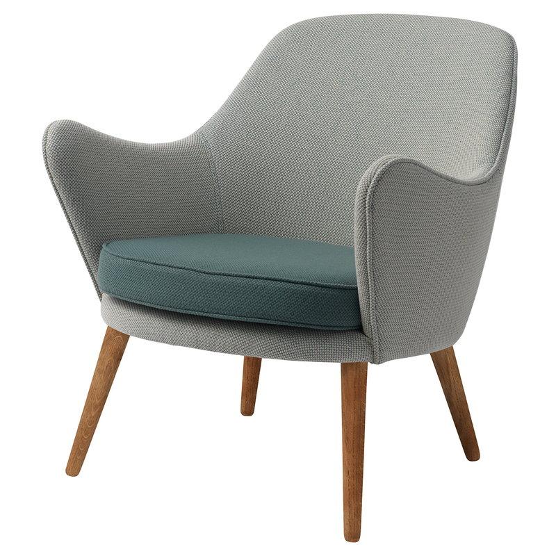 Warm Nordic Dwell armchair, Merit 021 - Merit 017 ...