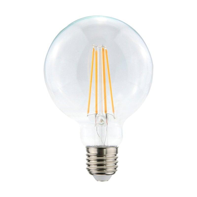 Airam LED Globe G95 filamenttilamppu 4W E27 470lm, himmennettävä