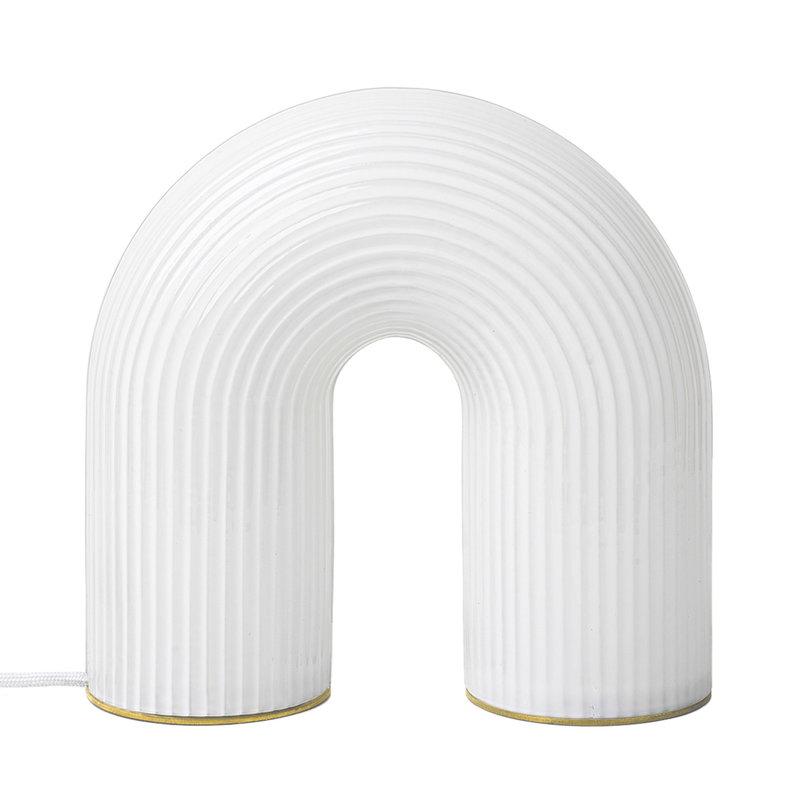 Ferm Living Vuelta lamp, white