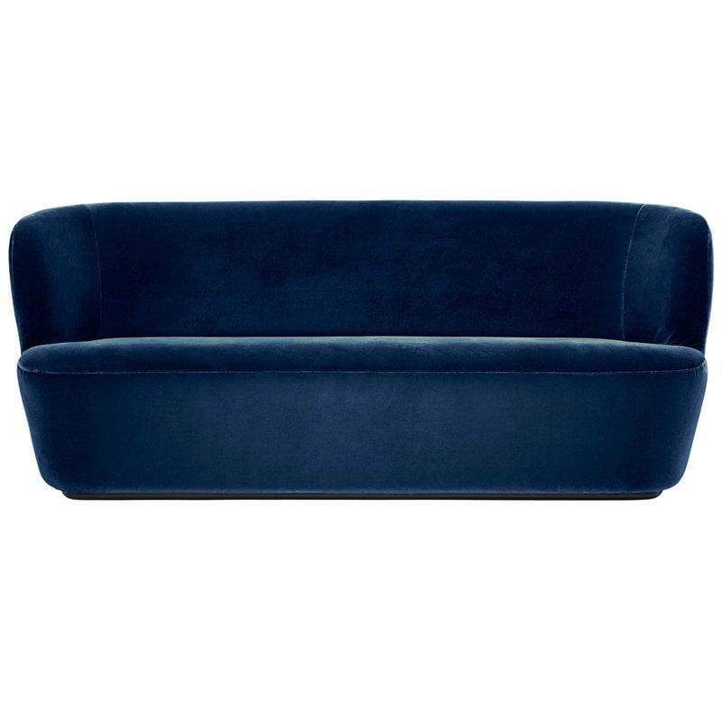 Gubi Stay sofa 190 x 70 cm, Velluto 420