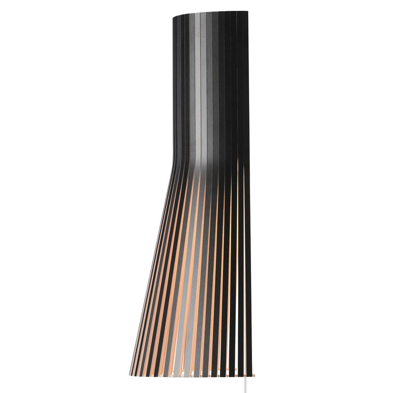 Secto Design Secto 4231 wall lamp 45 cm, black