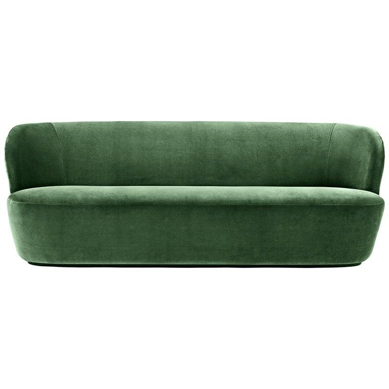 Gubi Stay sofa 190 x 95 cm, Velluto 234