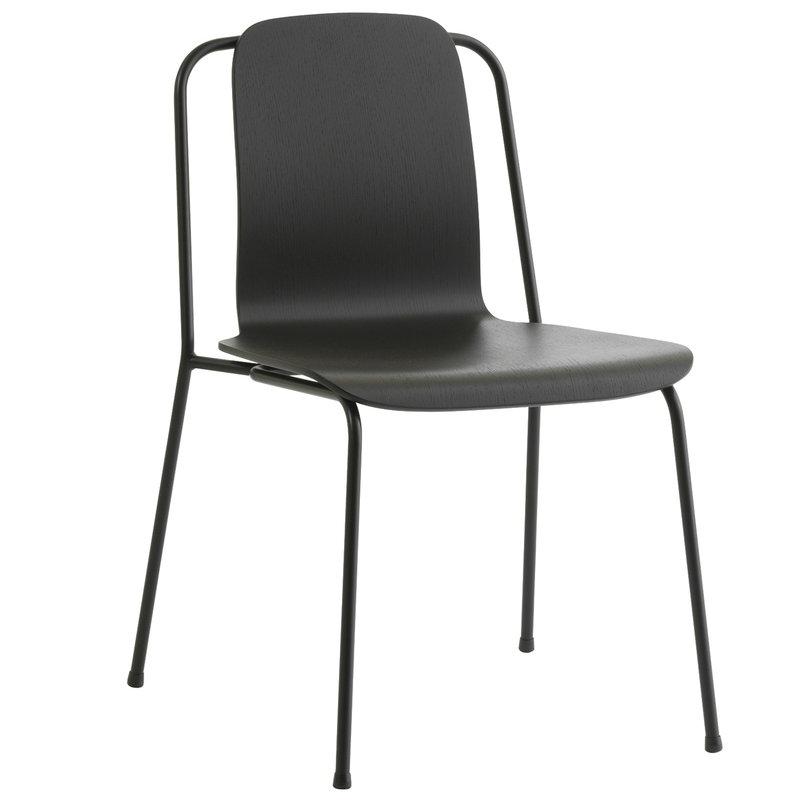 Normann Copenhagen Studio chair, black
