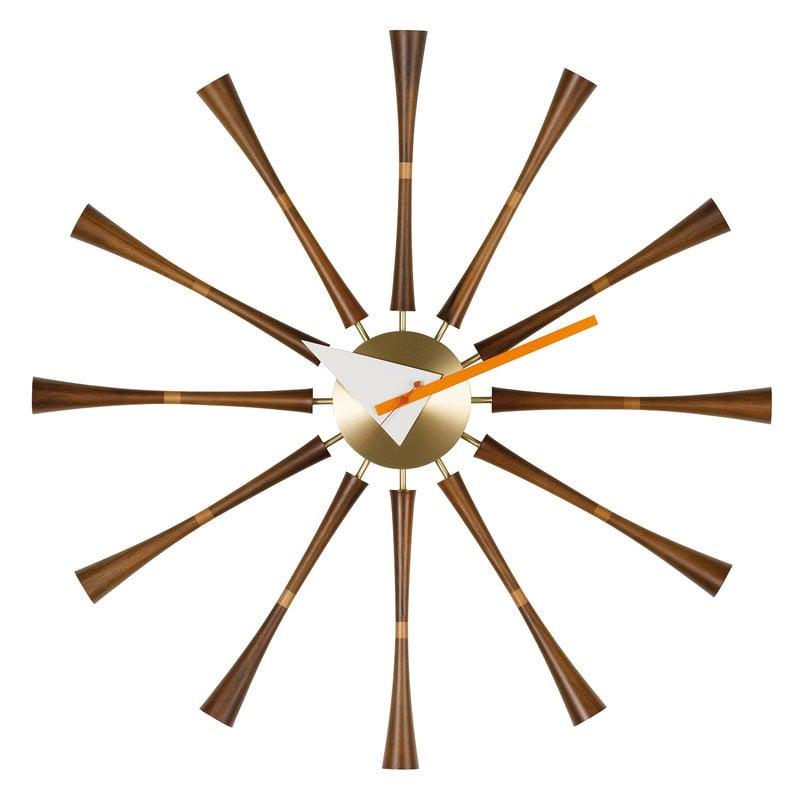 Vitra Spindle Clock seinäkello