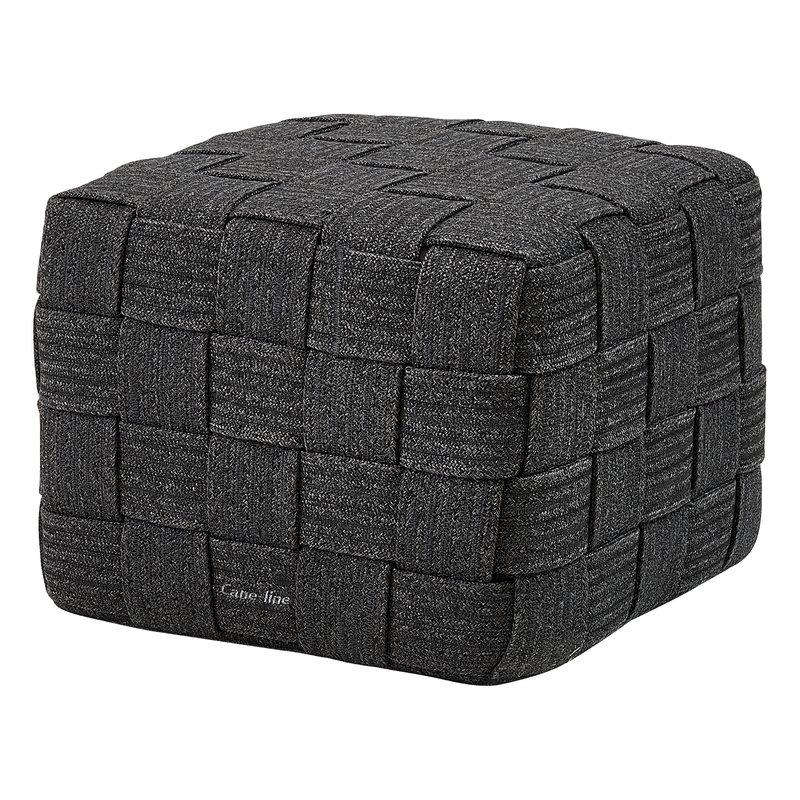 Cane-line Cube rahi, tummanharmaa