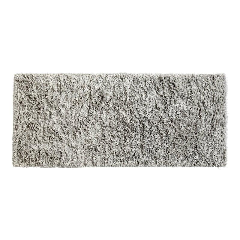 Hay Shaggy rug, warm grey