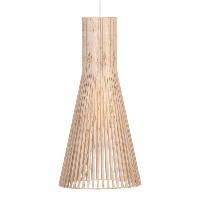 Secto Design Secto 4200 riippuvalaisin 60 cm, juhlamalli, visakoivuviilu