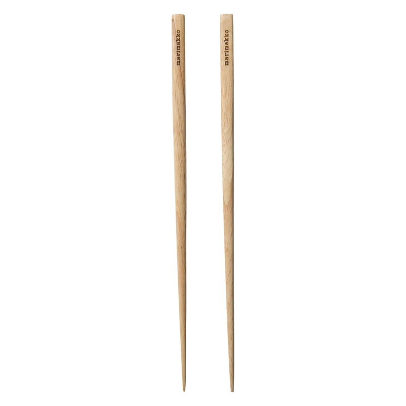 Marimekko Marimekko chopsticks, set of 2 x 2