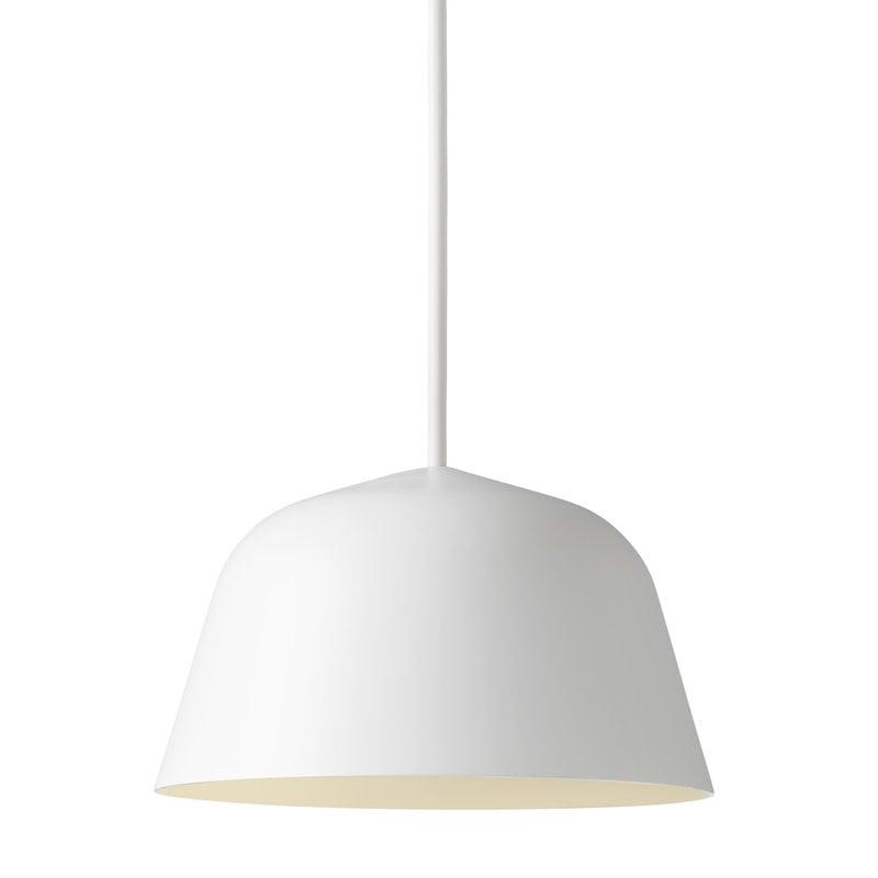 Muuto Ambit pendant 16,5 cm, white
