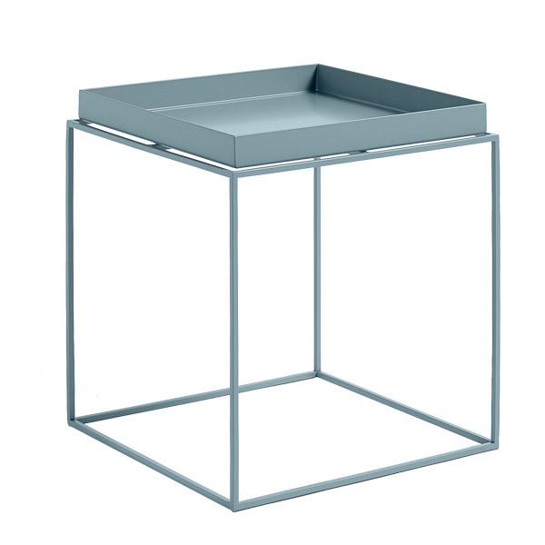 Hay Tarjotinpöytä keskikokoinen, sininen