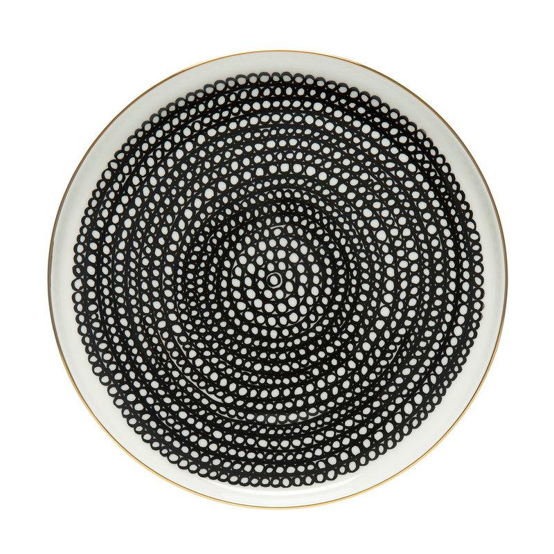 Marimekko Oiva Anniversary - Siirtolapuutarha plate 20 cm