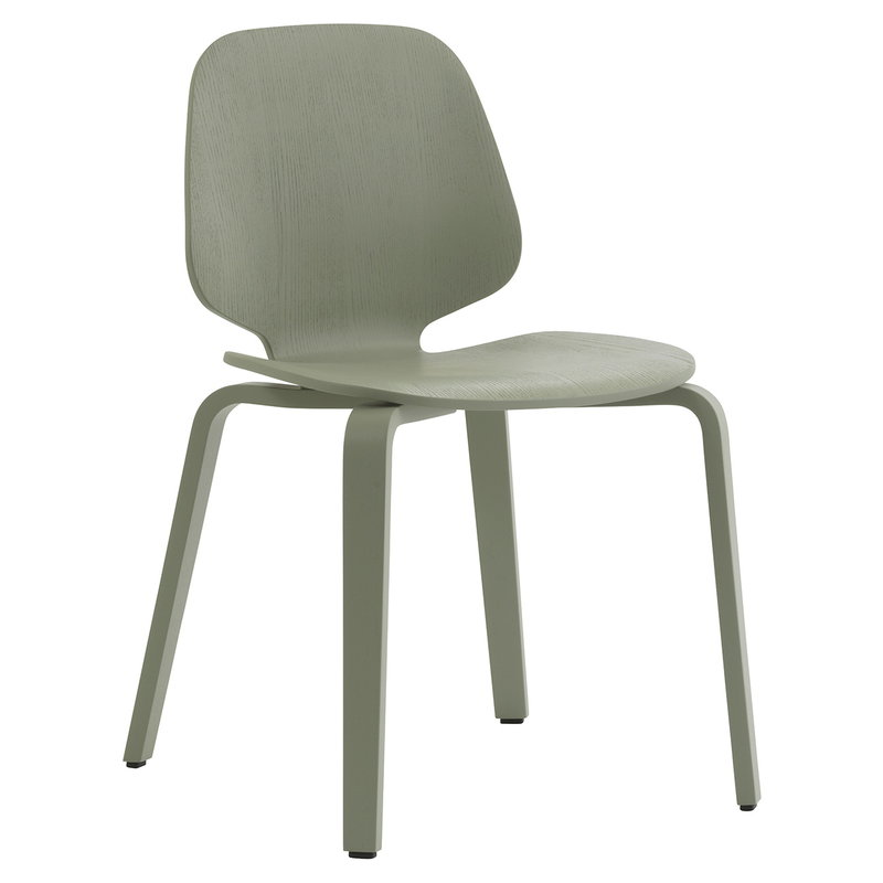 Normann Copenhagen My Chair, dusty green