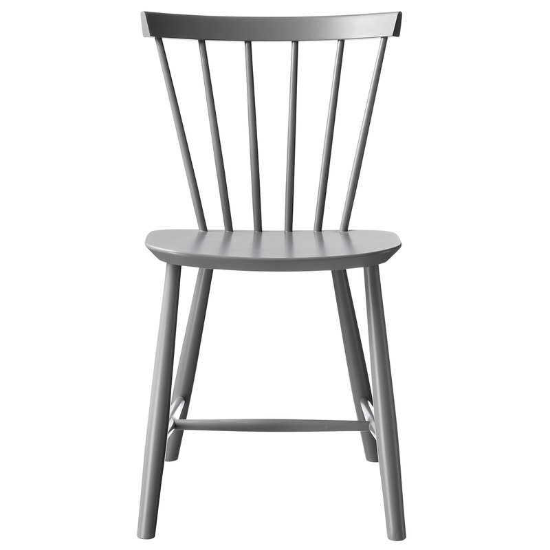 FDB Møbler J46 chair, grey