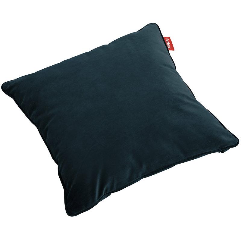 Fatboy Square Velvet pillow, petrol