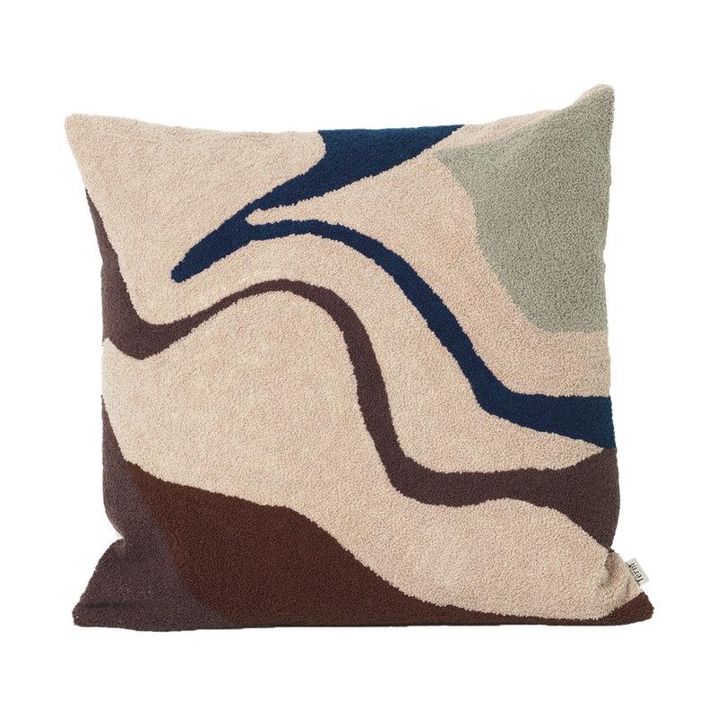 Ferm Living Vista cushion, beige