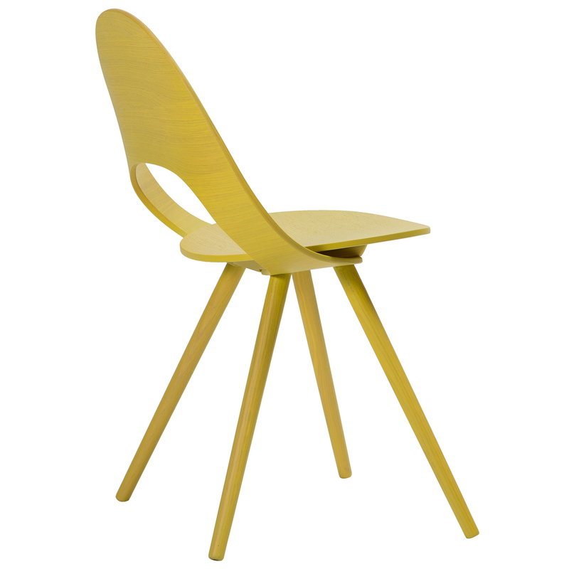 Inno Ono chair, yellow
