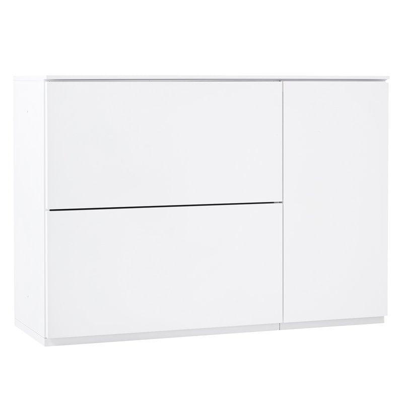 Lundia Credenza Fuuga 96 cm, bianca
