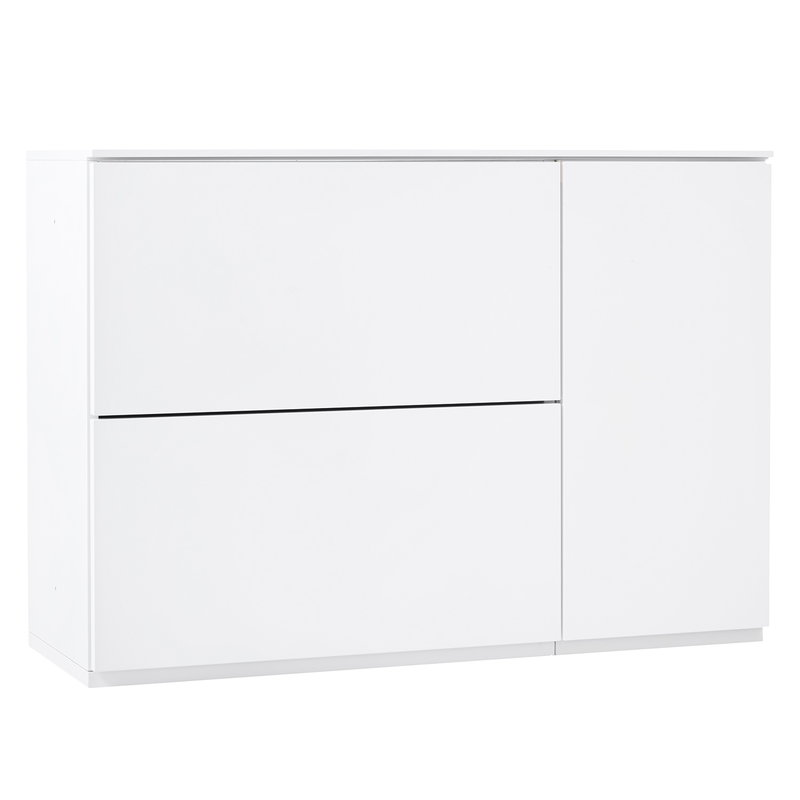 Lundia Fuuga senkki 96 cm, valkoinen