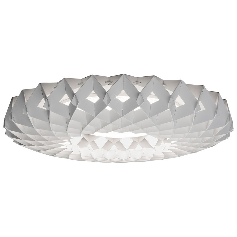 Showroom Finland Pilke 65 ceiling lamp, white