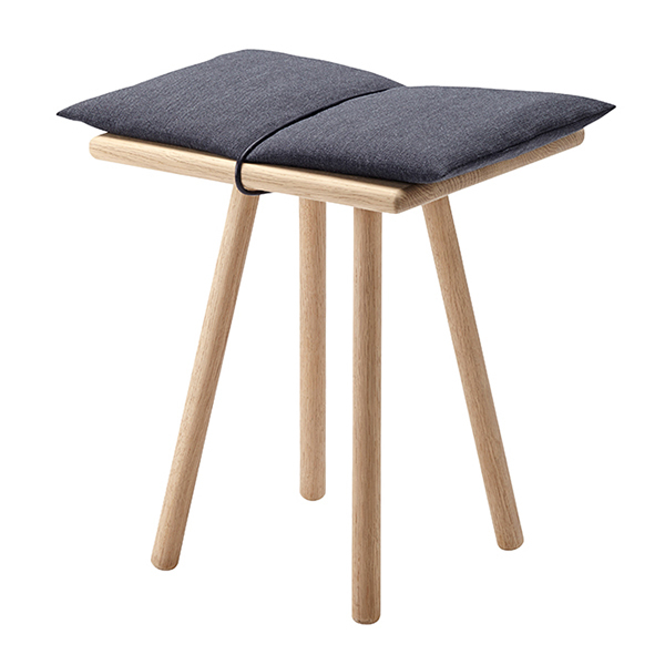 Skagerak Georg stool, oak