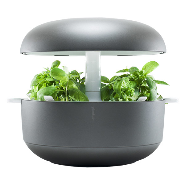 Plantui Smart Garden 6 Grey Finnish Design Shop