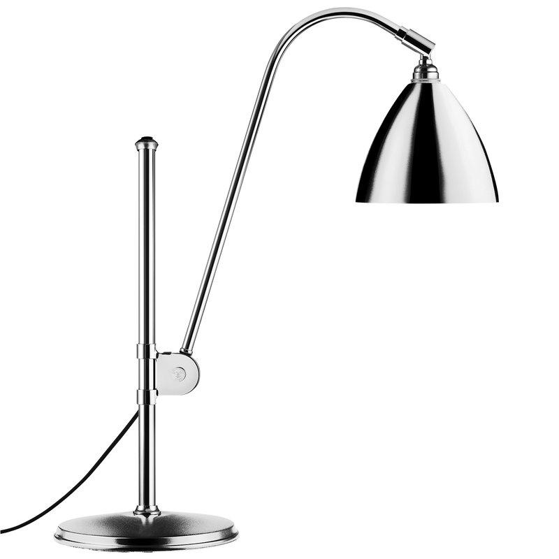 Gubi Bestlite BL1 table lamp, chrome
