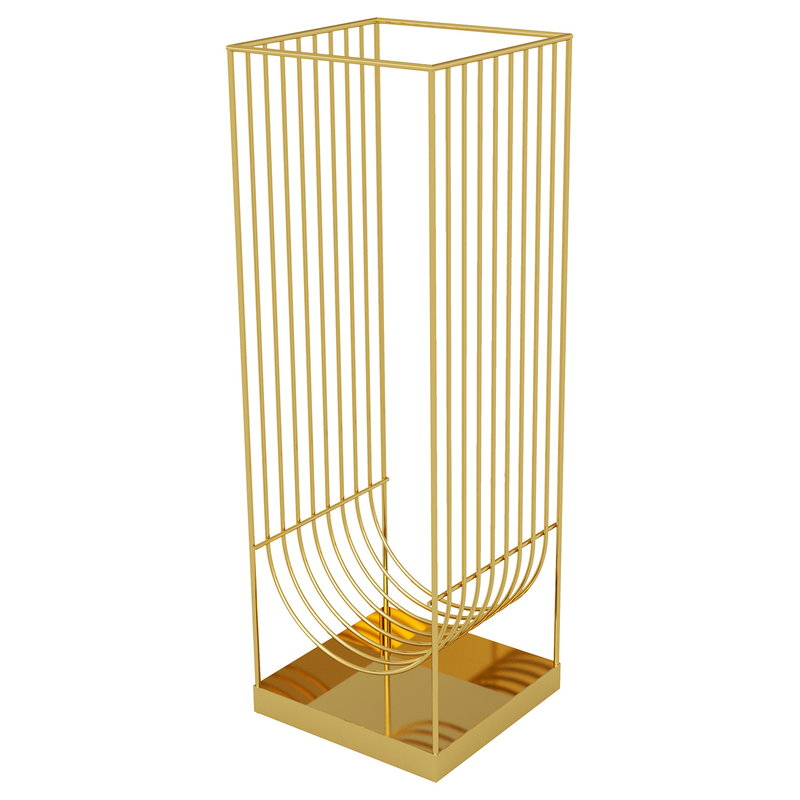 AYTM Curva umbrella holder, gold