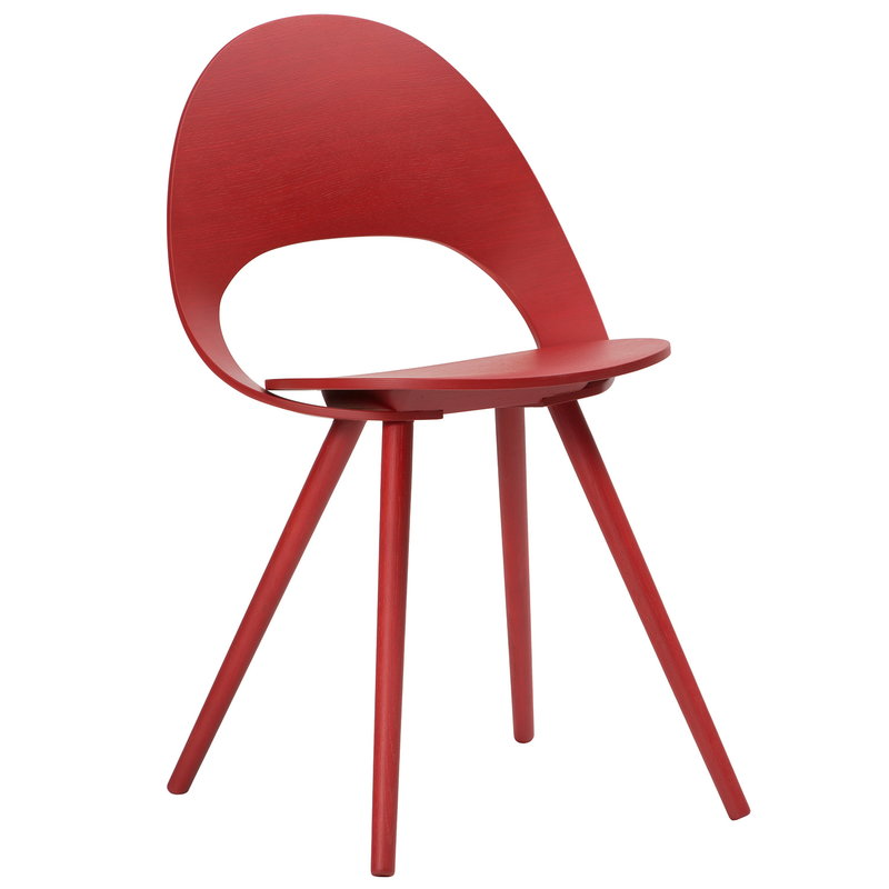 Inno Ono chair, red