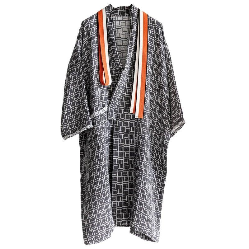 Johanna Gullichsen Pure bathrobe, black