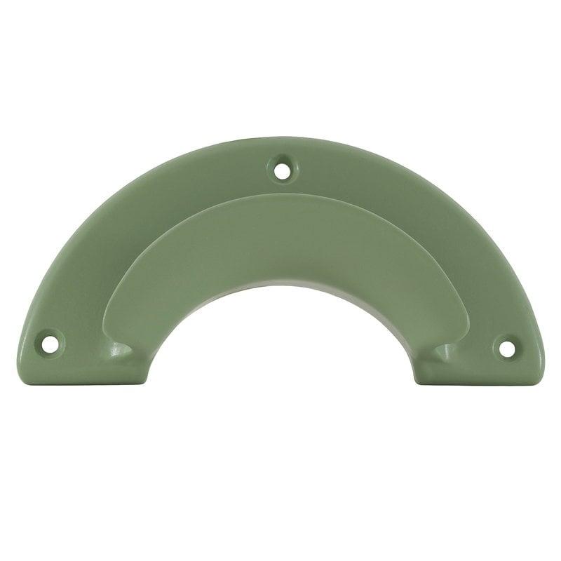 Korbo Bin hanger, green