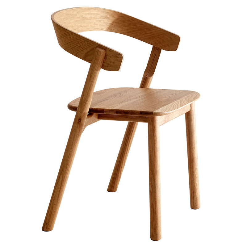 Made by Choice Nude chair, oak