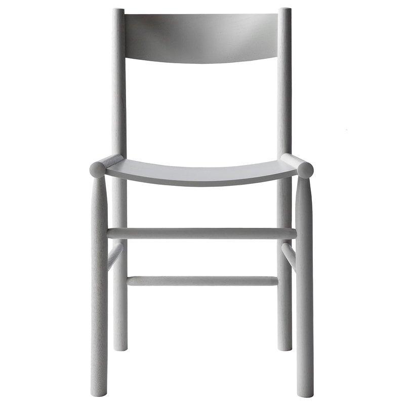 Nikari Akademia chair, painted grey